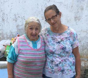 Besuch bei Teresa