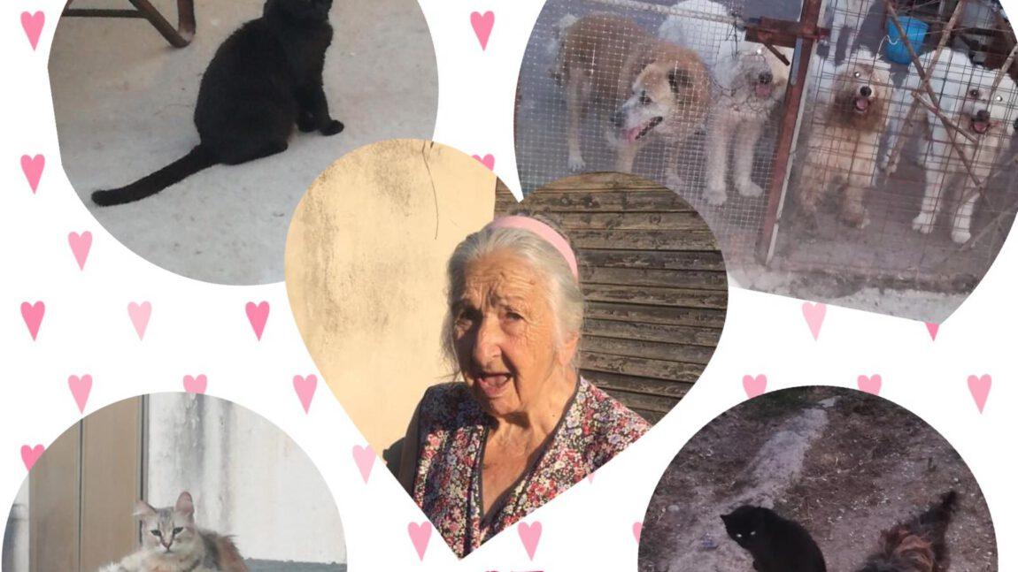 Teresa wird 87
